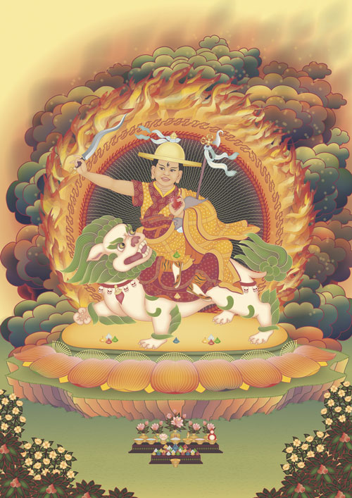 Shugden Empowerment Dorje Shugden Empowerment